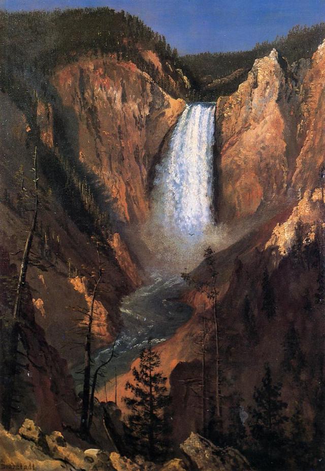 bierstadt-loweryellowstone