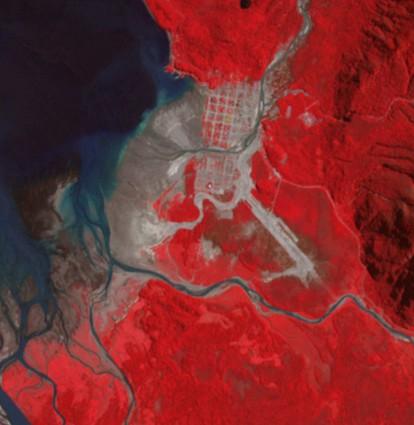 NASA (Terra satellite)