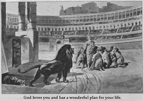 christians-lions