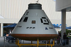 Credit: Rtphokie (wikipedia: Orion spacecraft)