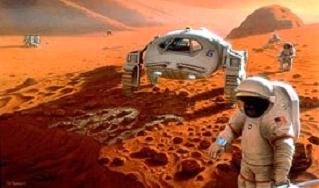 MarsAstronauts